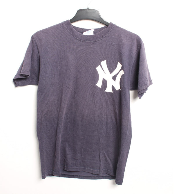 VINTAGE NY YANKEES SPORTS TEE - SIZE L
