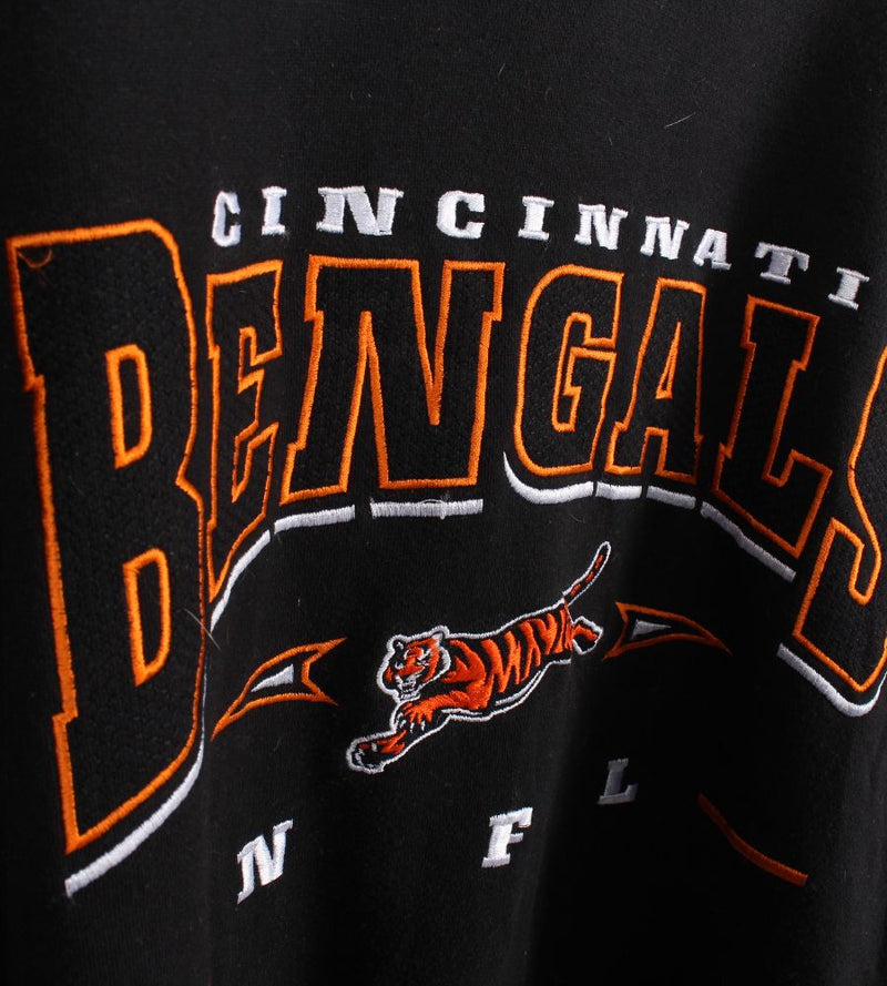 VINTAGE BENGALS PRO SPORTS SWEATER - SIZE L