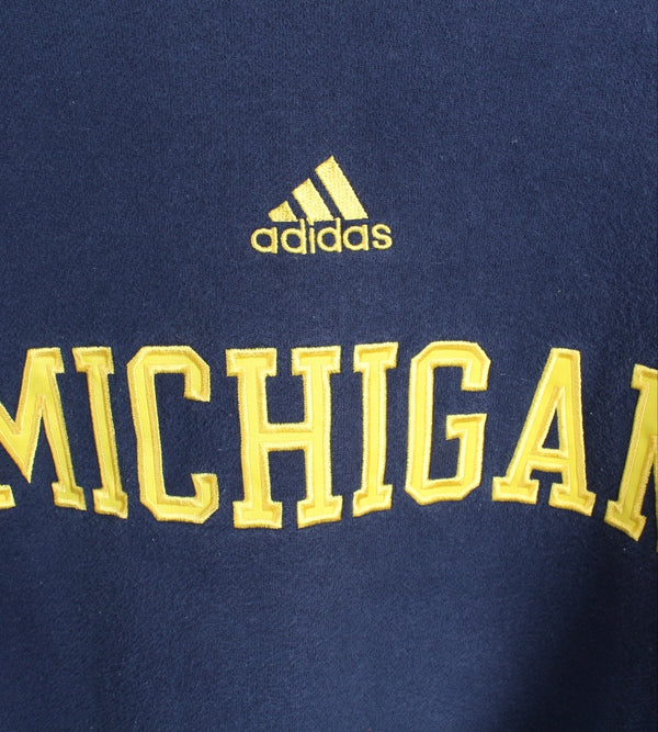 VINTAGE MICHIGAN SWEATER - SIZE 3XL