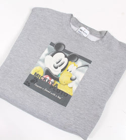 VINTAGE MICKEY MOUSE CARTOON SWEATER - SIZE 2XL