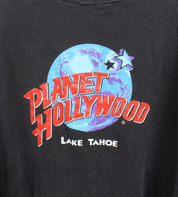 VINTAGE PLANET HOLLYWOOD TEE - SIZE 2XL