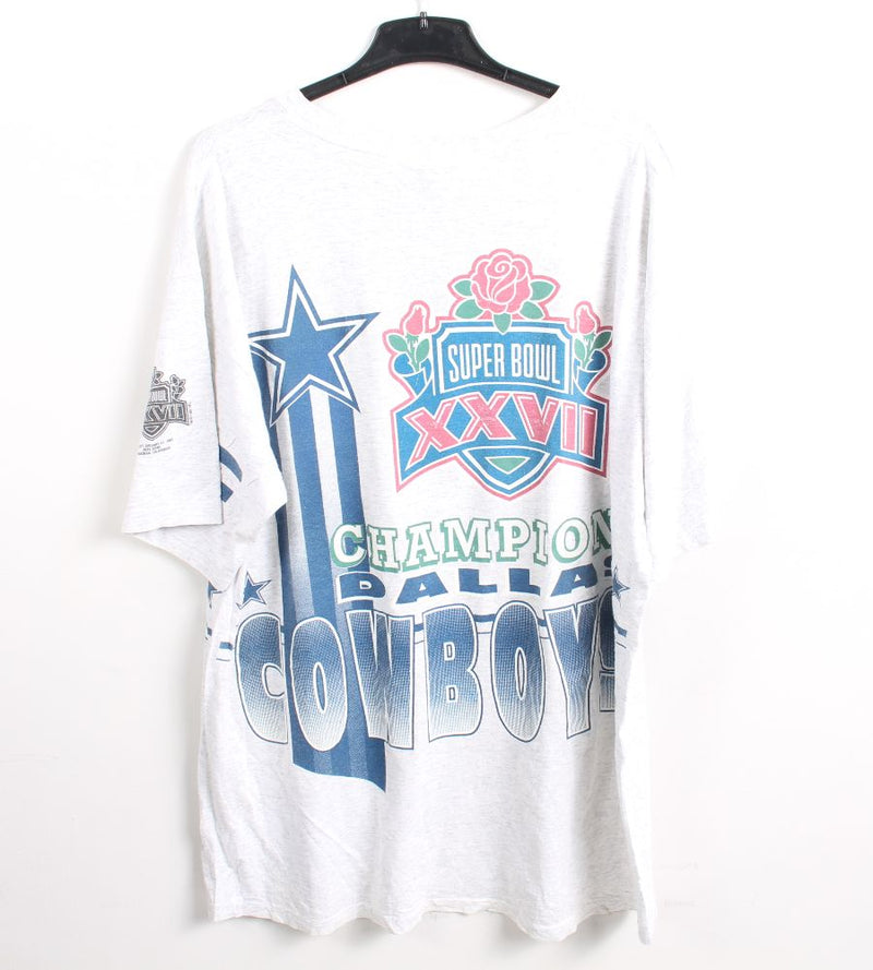 VINTAGE DALLAS COWBOYS 1992 PRO SPORTS TEE - SIZE 2XL