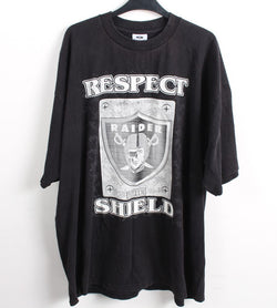 VINTAGE RAIDERS PRO SPORTS TEE - SIZE 3XL