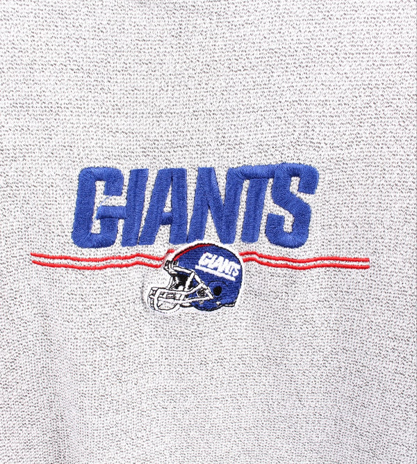 VINTAGE NEW YORK GIANTS PRO SPORTS SWEATER - SIZE XL