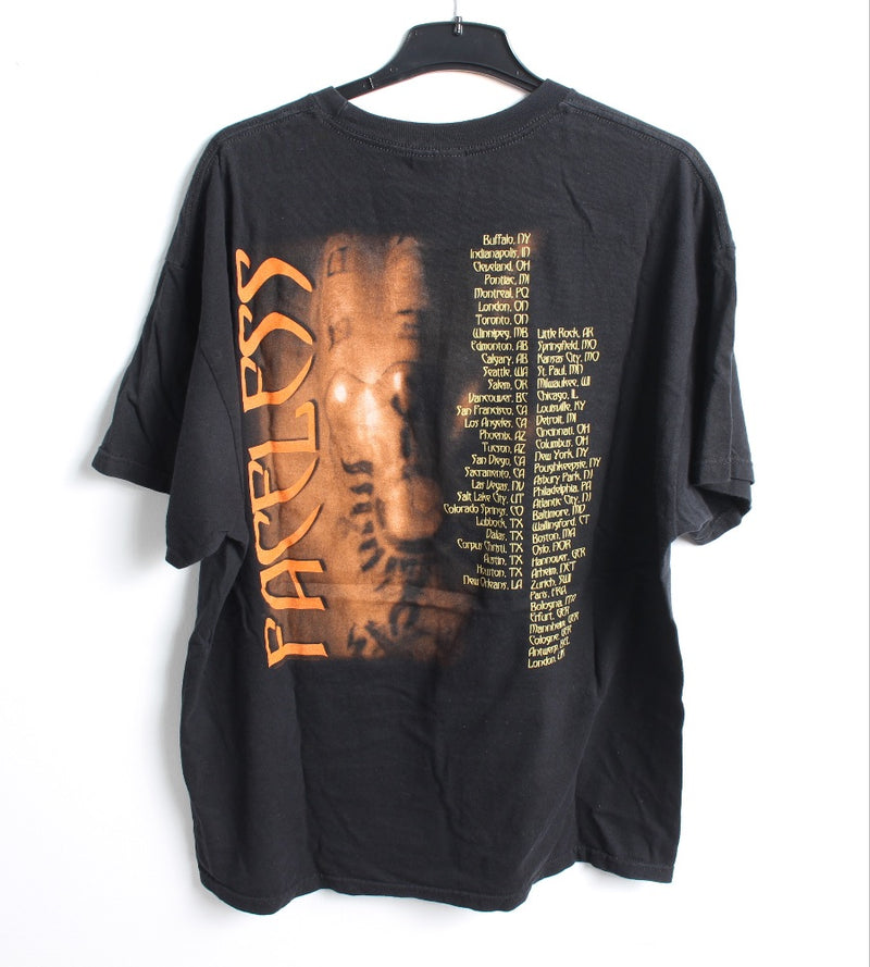 VINTAGE BAND T SHIRT- SIZE XL - GODSMACK