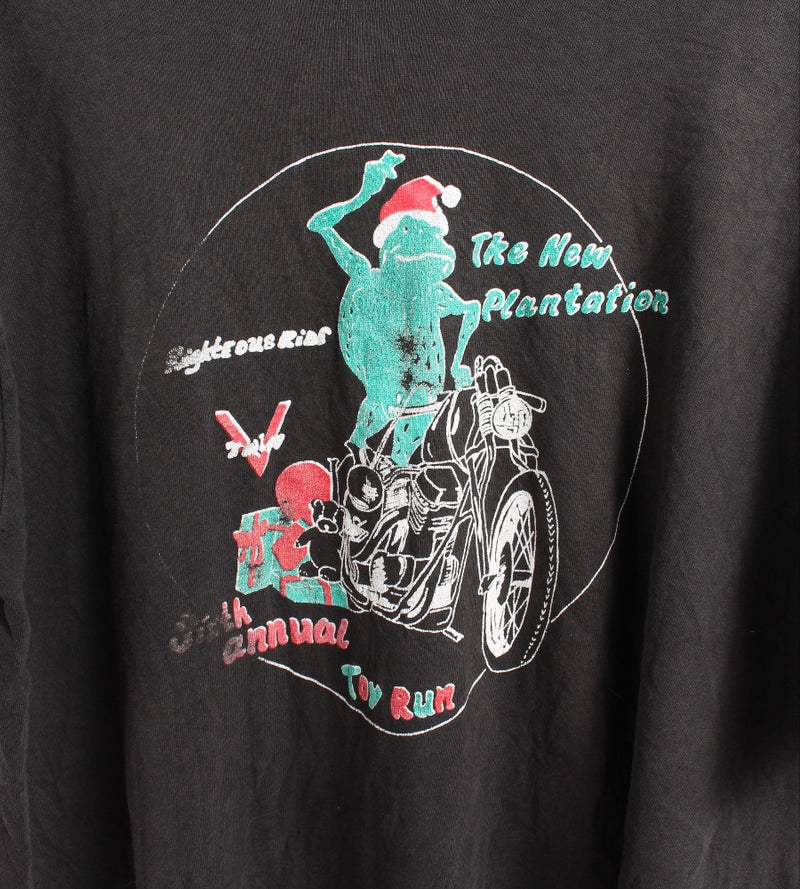 VINTAGE TOY RUN TEE - SIZE 2XL