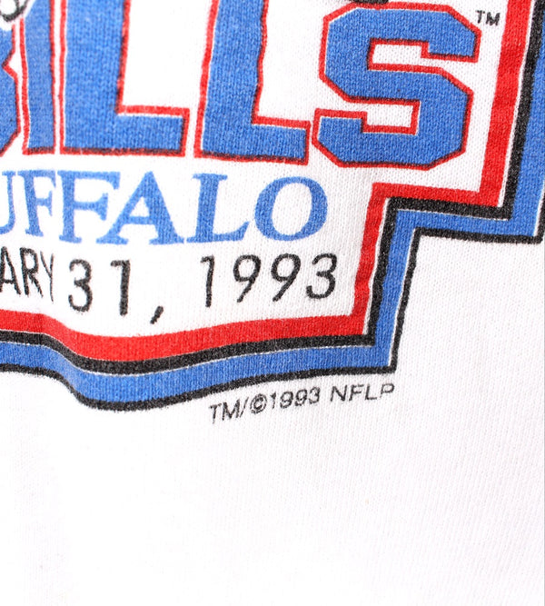 VINTAGE SUPERBOWL 1993 PRO SPORTS SWEATER - SIZE S
