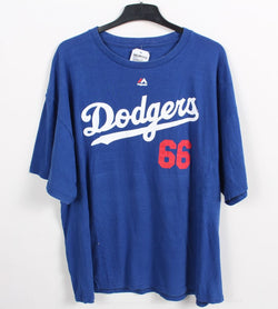 VINTAGE DODGERS PRO SPORTS TEE - SIZE 2XL