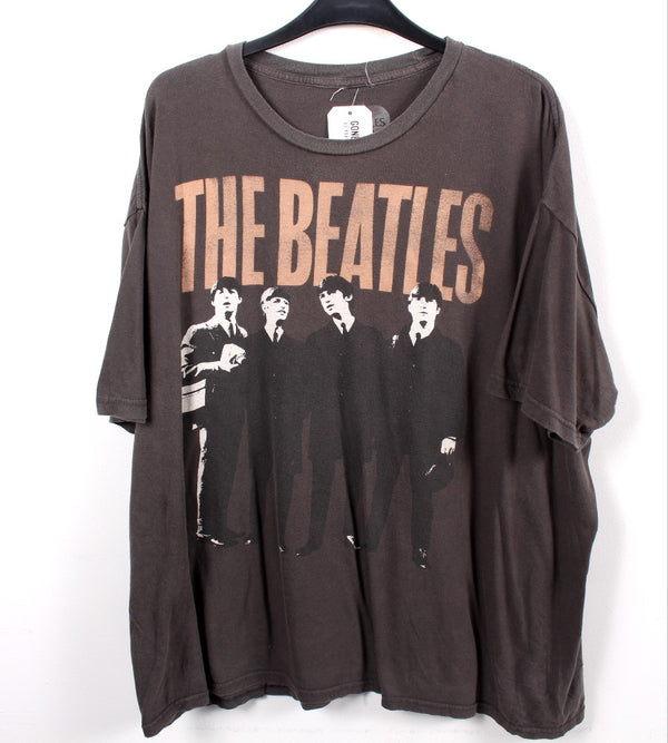VINTAGE BAND T SHIRT- SIZE 2XL - THE BEATLES