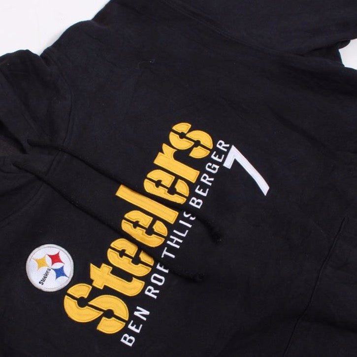 VINTAGE PITTSBURGH STEELERS SWEATER - SIZE XL