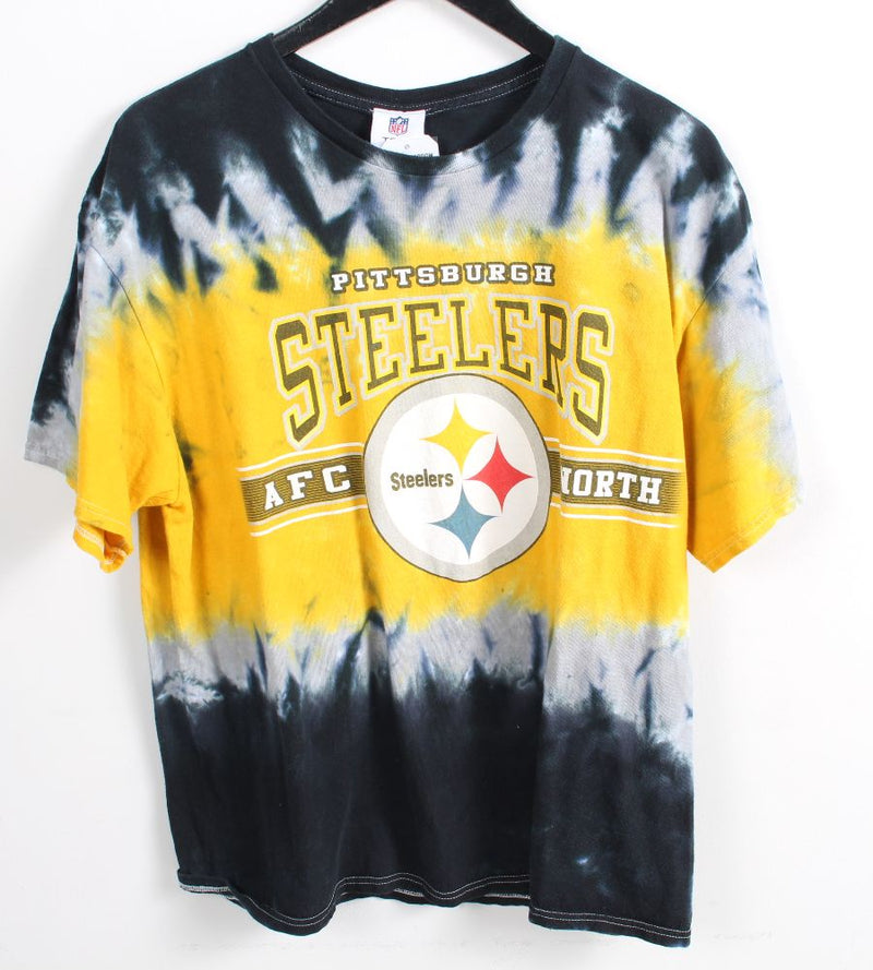 VINTAGE PITTSBURGH STEELERS PRO SPORTS TEE - SIZE XL