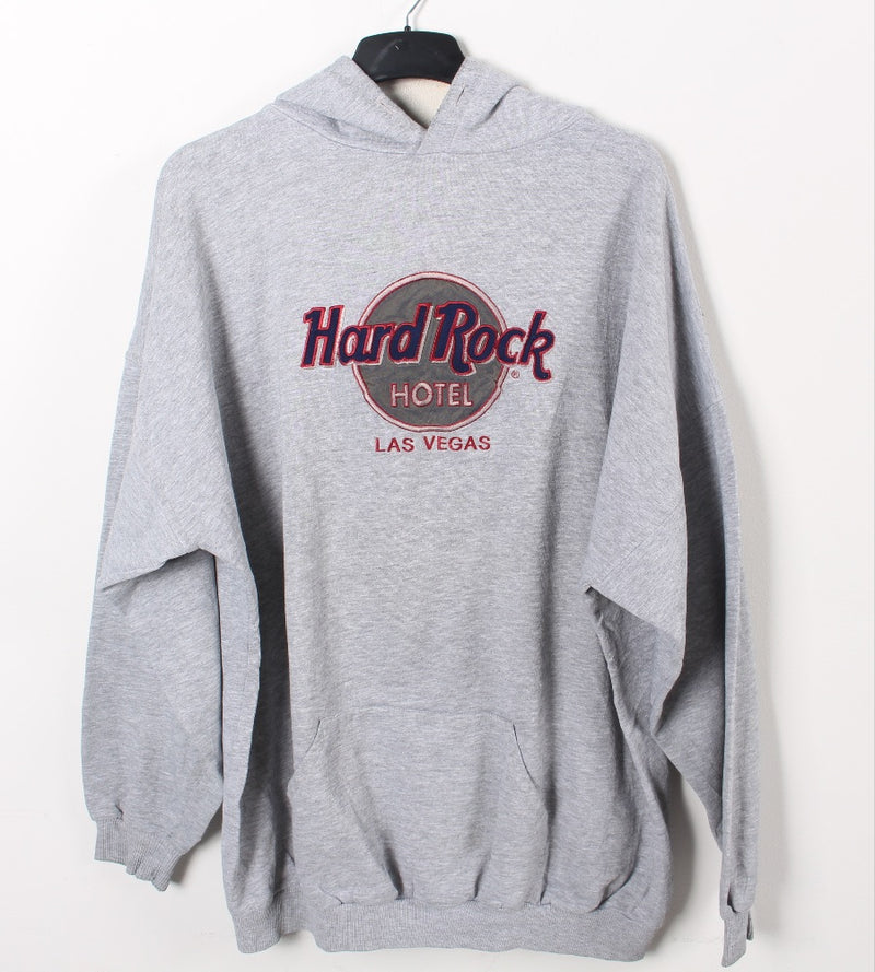 VINTAGE HARD ROCK SWEATER - SIZE XL