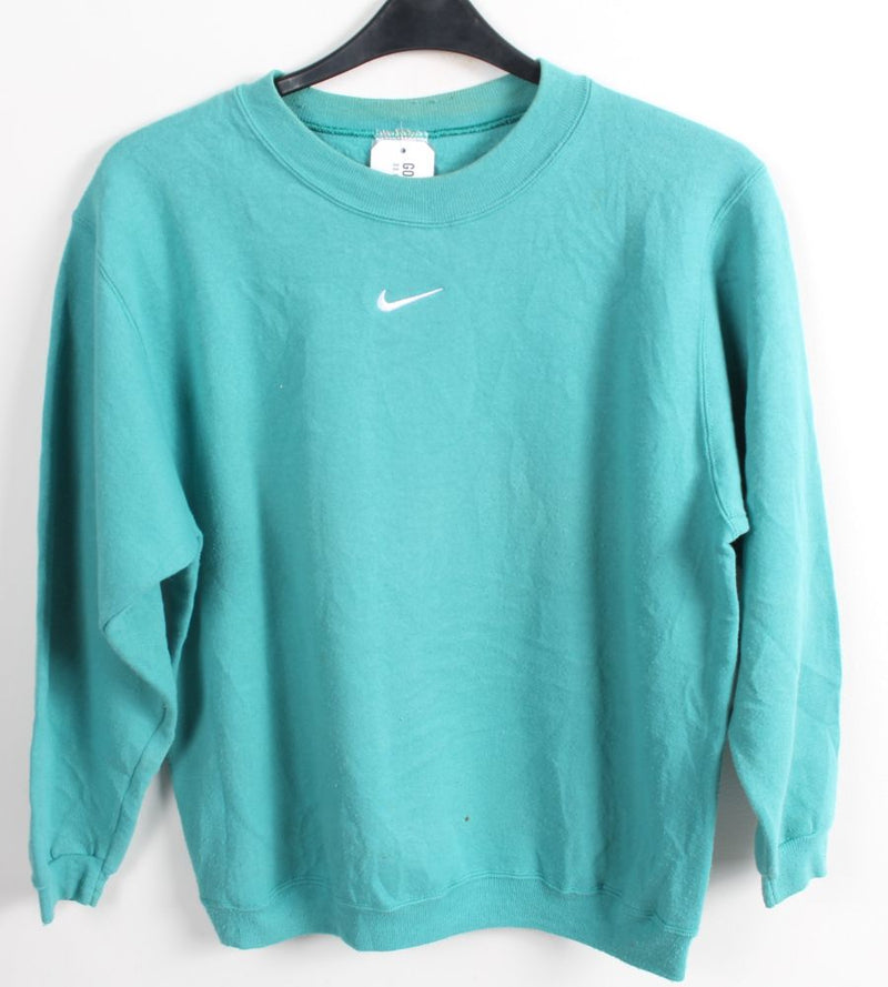 VINTAGE NIKE SPELLOUT SWEATER - SIZE S