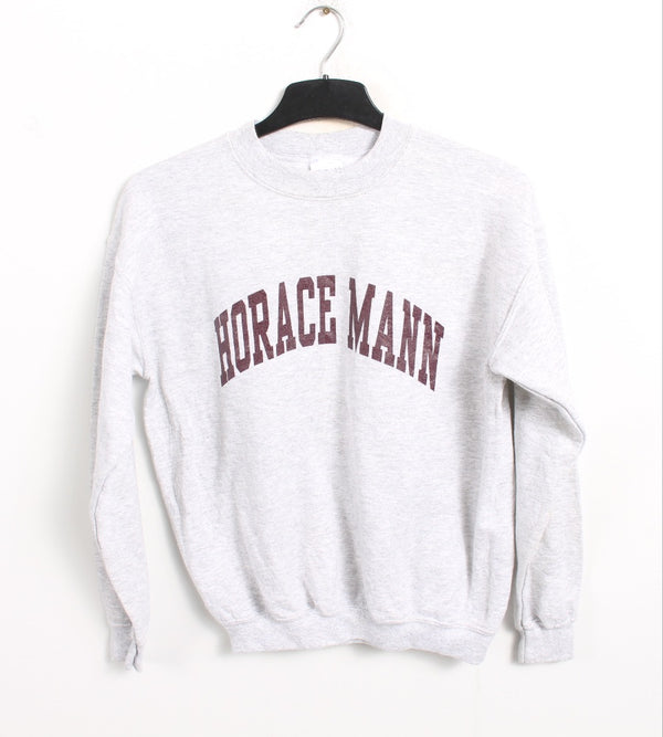 VINTAGE HORACE MANN YOUTH SWEATER - SIZE L