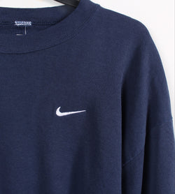 VINTAGE NIKE SPELLOUT SWEATER - SIZE XL