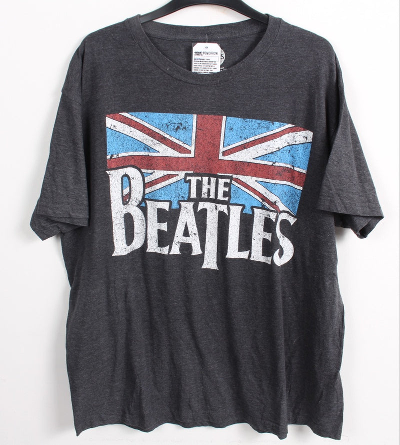 VINTAGE BAND T SHIRT- SIZE XL - THE BEATLES