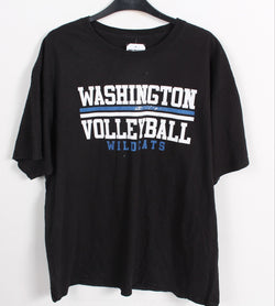 VINTAGE WASHINGTON WILDCATS PRO SPORTS TEE - SIZE XL