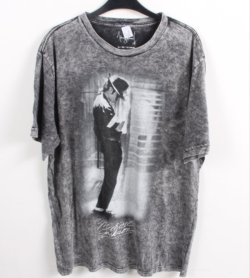 VINTAGE BAND T SHIRT- SIZE XL - MICHAEL JACKSON