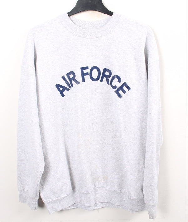 VINTAGE AIR FORCE SWEATER - SIZE M