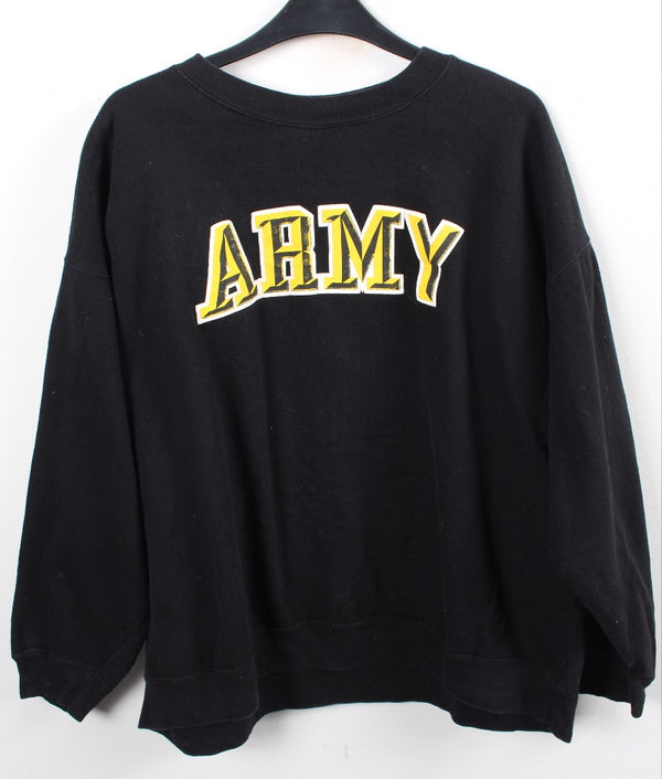 VINTAGE ARMY SWEATER - SIZE 2XL