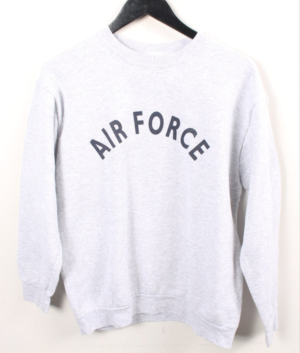 VINTAGE AIR FORCE SWEATER - SIZE L