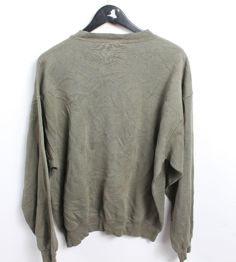 VINTAGE MILITARY SWEATER - SIZE L