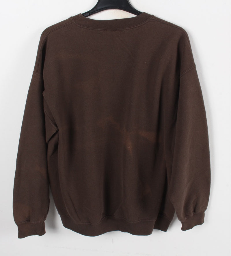 VINTAGE NIKE WINDBREAKER SWEATER - SIZE L