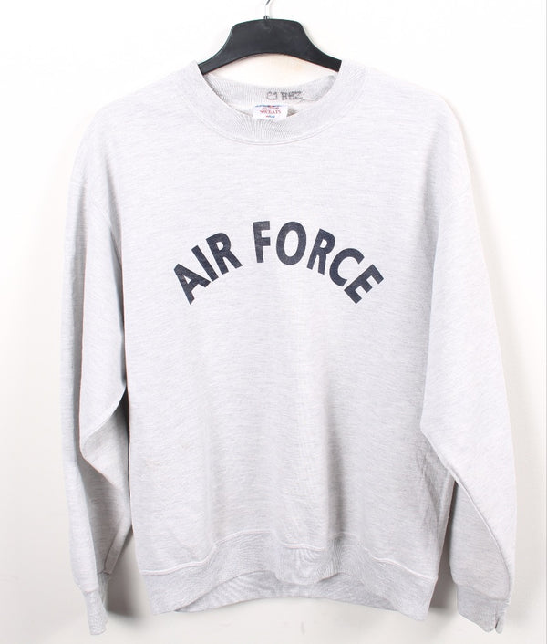 VINTAGE AIR FORCE SWEATER - SIZE M/L