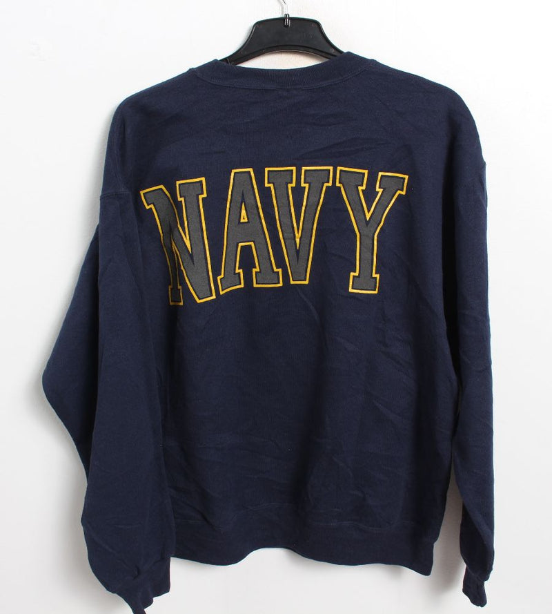 VINTAGE MILITARY SWEATER - SIZE M