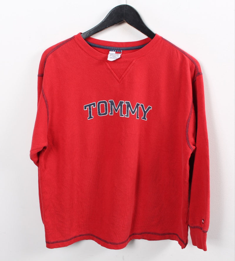 VINTAGE TOMMY HILFIGER CASUAL SWEATER - SIZE M