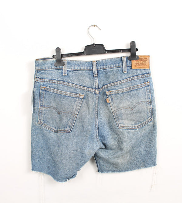 VINTAGE LEVIS DENIM SHORT - SIZE 36