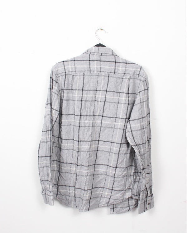 VINTAGE FLANNEL- SIZE S