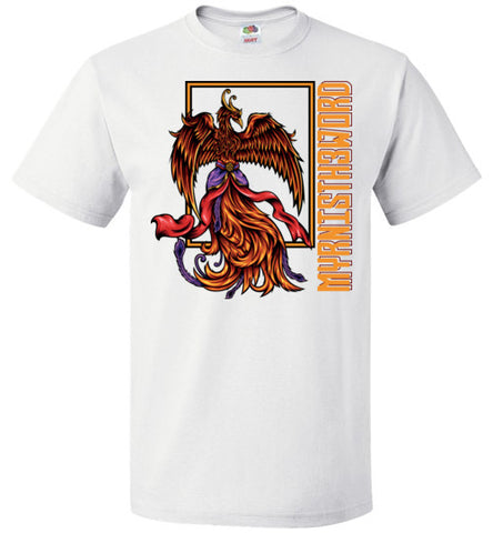 MYRNISTH3WORD Legendary Phoenix Tee