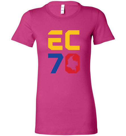 ElCafetero70 Ladies Tee
