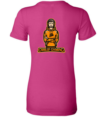 CwillyGaming Ladies Tee