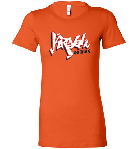 Kreyah Graffiti Ladies Tee