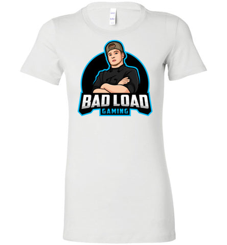 Bad Load Gaming Ladies Tee