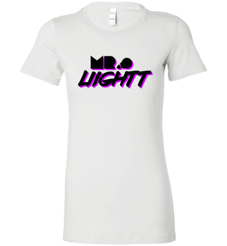 MrLiighTT Ladies Tee