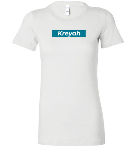 Kreyah Gaming New Logo Ladies Tee