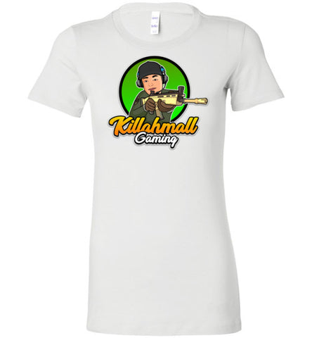 Killahmall Logo Ladie's Tee