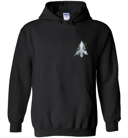 Green Arrow Gaming Logo Hoodies