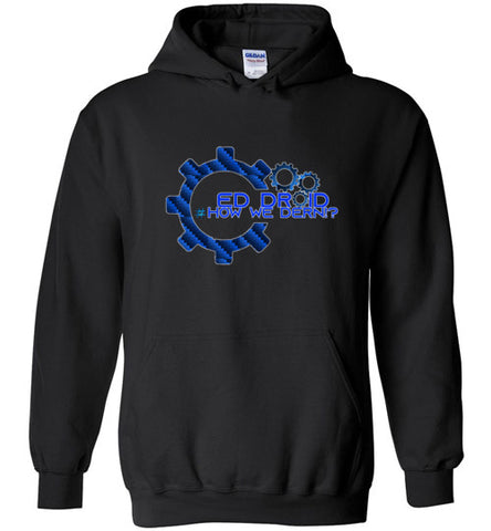 EdDroid How We Dern!? Hoodie
