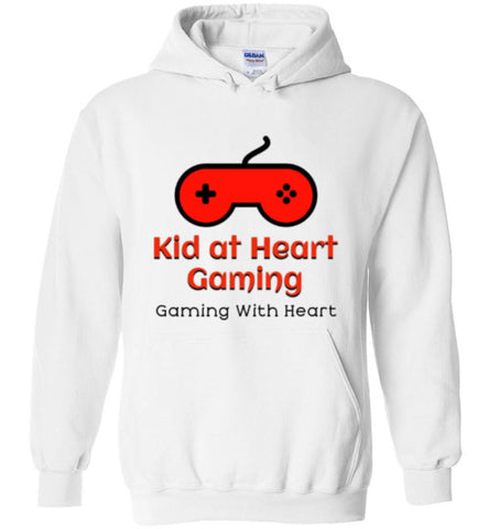 Kid at Heart Gaming Logo Hoodie