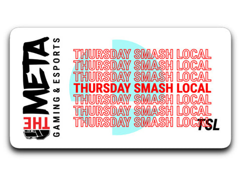 The Meta Thursday Smash Sticker