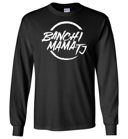 Banchimamatj Logo Long Sleeve Tee