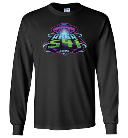 Area541 Gaming Logo Long Sleeve Tee