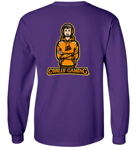 CwillyGaming Long Sleeve Tee