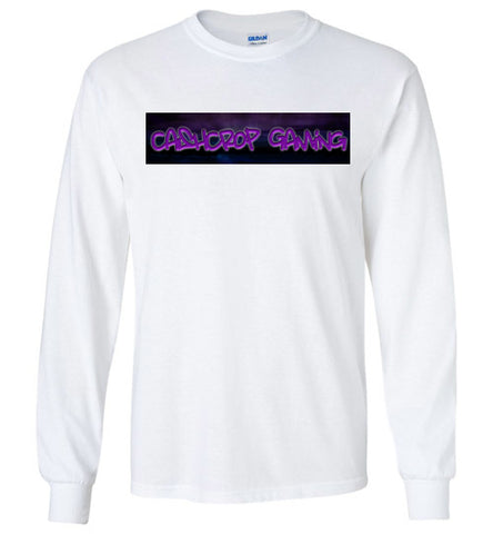 CashCrop Gaming Long Sleeve Tee