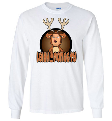 leigh_mcnasty New Logo Longsleeve Tee