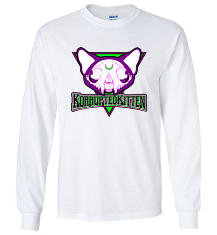 KorruptedKitten Long Sleeve